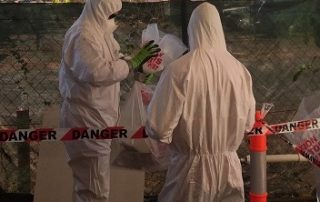 Asbestos removal workers | Astra Group Services