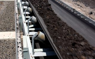 Coal conveyor