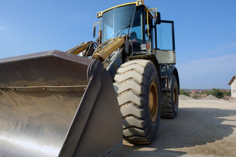 Excavator | Astra Group Services