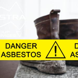 Asbestos warning signs | Astra Group Services