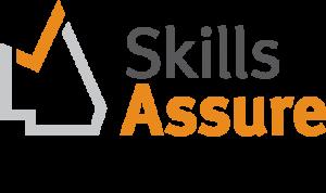 Skills Assure colour logo.