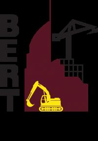Bert Training fund logo.